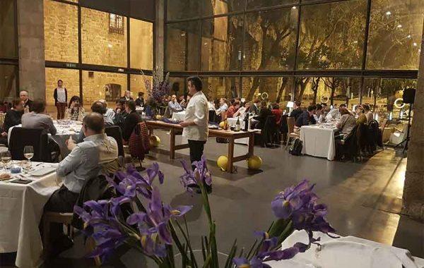 Reforma de la cocina del museo marítimo de Barcelona