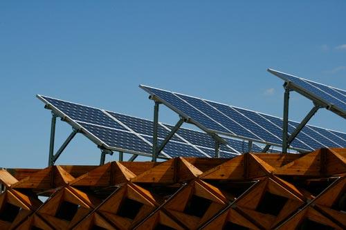 Edificios eficientes de bajo consumo energético